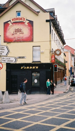 Forde's Pub, Cork