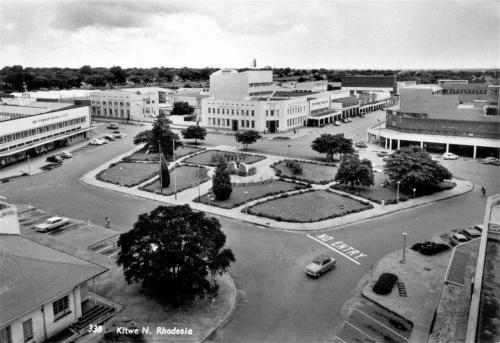 1960s Coronation Square