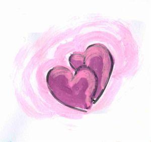 HeartsPinkRedSmall