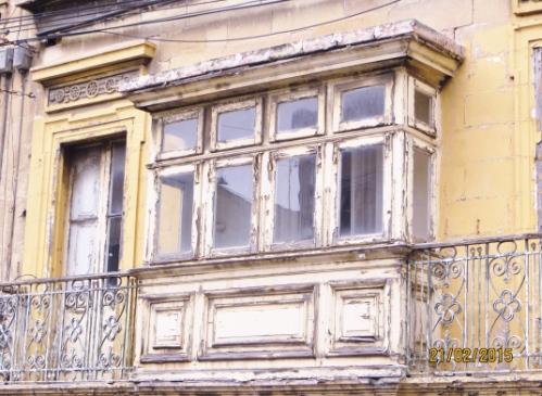 Old building in Malta