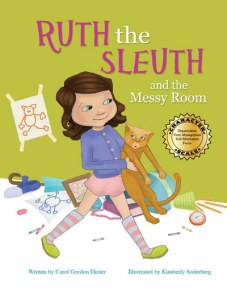 Corrected cover:Ruth The Sleuth copy