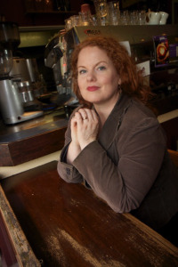 Interview with writer Sandra Leigh Price by Nicole Melanson - photo by Joern Harris